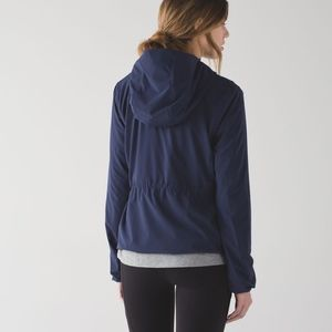 Lululemon Belle Jacket--Deep Indigo